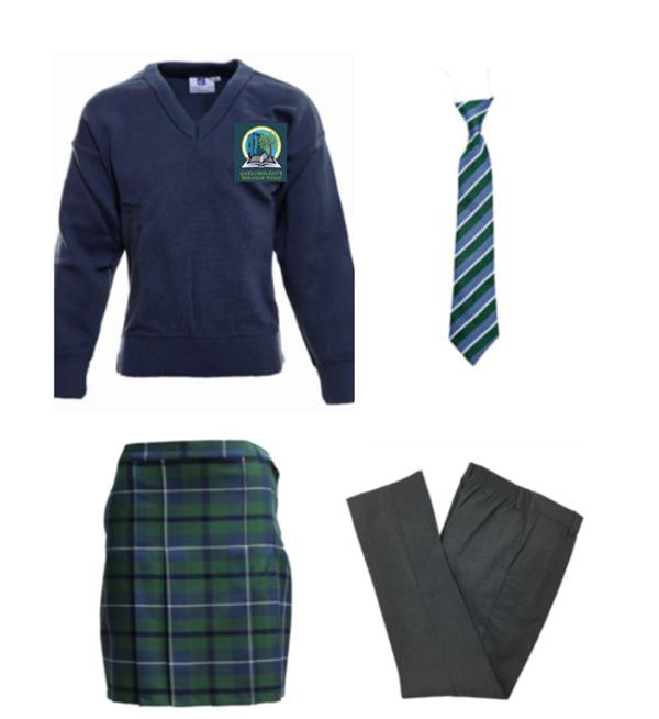 School Uniform – Éide Scoile