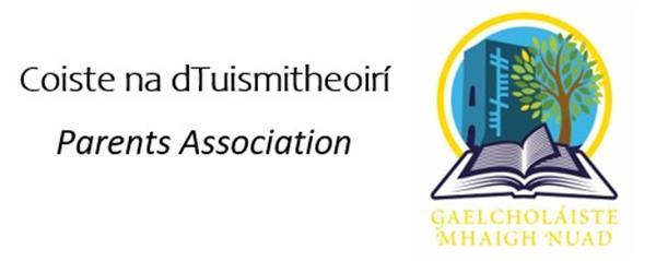Coiste na dTuismitheoirí - Parents Association
