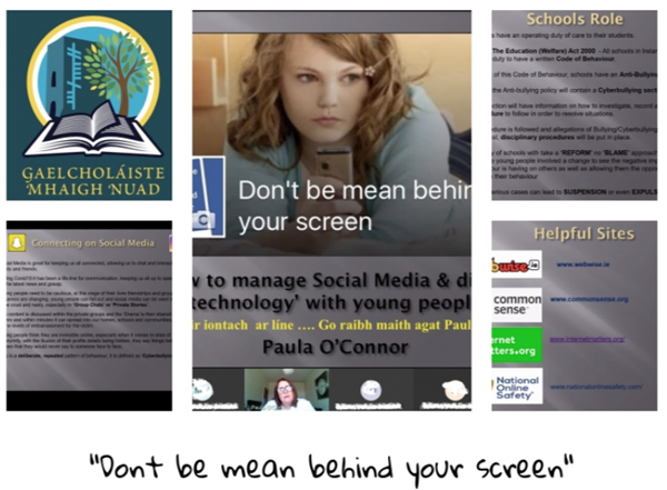 Don't be mean behind your screen